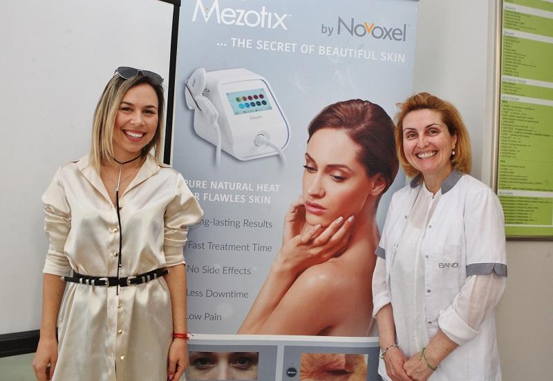 Mezotix изглажда кожата като с ютия за минути