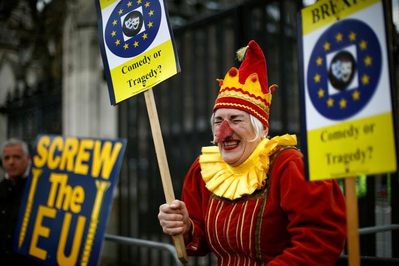 Подписаха споразумението за оттеглянето на Великобритания от ЕС