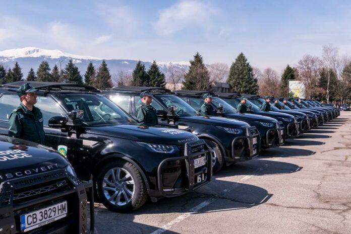 Грантова схема от Европа осигури по-добра техника и оборудване за граничните ни полицаи