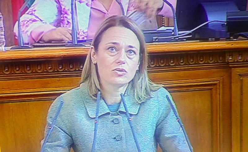 Ива Митева отново е избрана за председател на Народното събрание