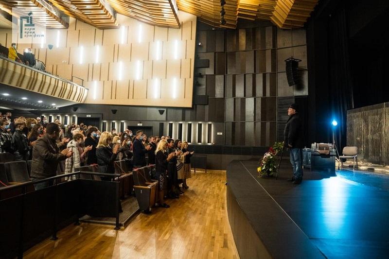 Порт Прим Арт Фест донесе на Бургас незабравими срещи и емоции