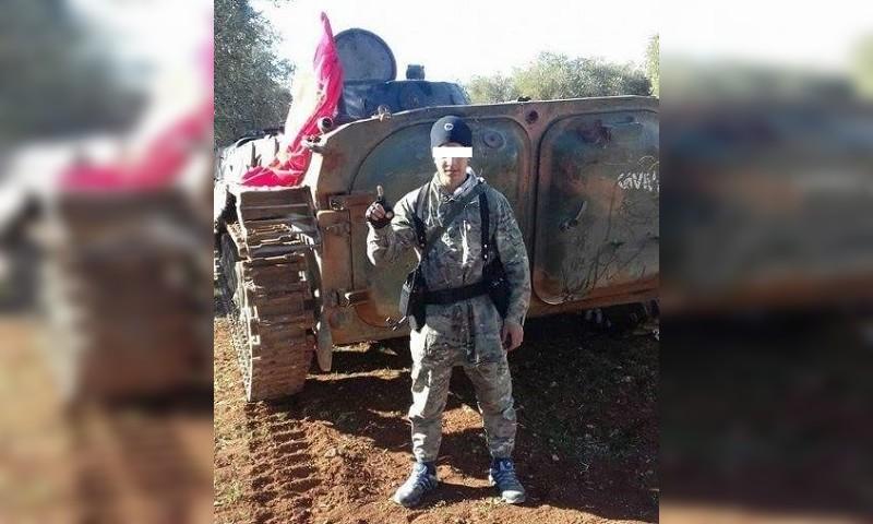 Мохамед от Бургас участвал във военни действия в Сирия, но не е подготвял терористичен акт в България