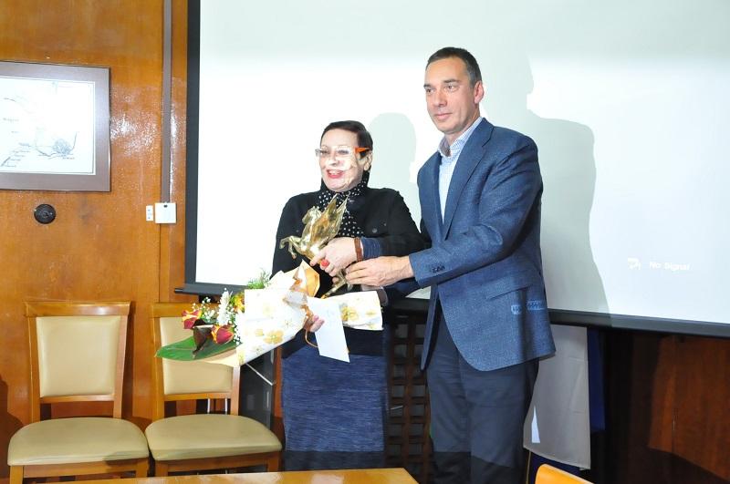 """Керана Ангелова стана носител на Националната награда статуетка """"Златен Пегас"""""""
