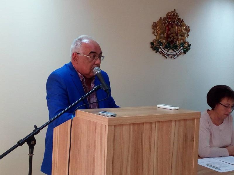 Официално: Кметът на Карнобат се кандидатира за четвърти мандат