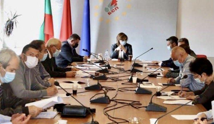 ИК издига утре кандидатурата на Румен Радев за президент