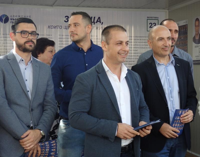 Кандидат-кметът Табаков, ДБГ: Нека никой не допуска, че мачът на 27 октомври е решен