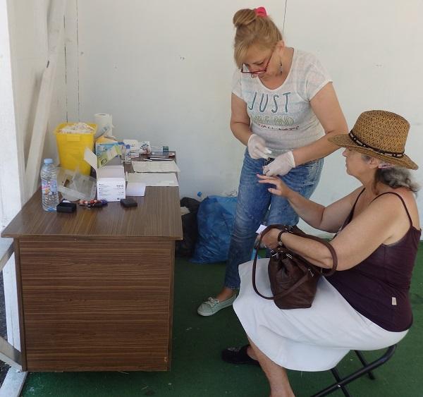 250 човека се изследваха за хепатит в Бургас