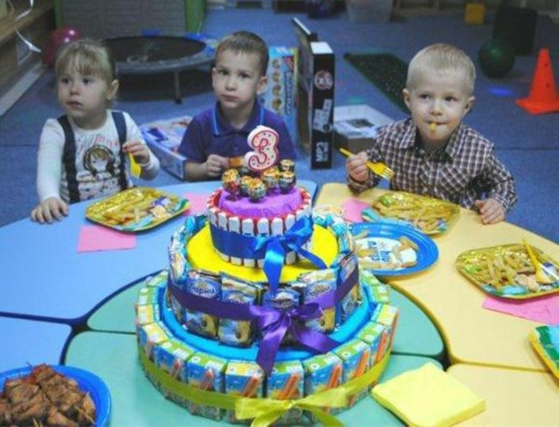 Забраниха черпенето с торти и пасти в детските градини