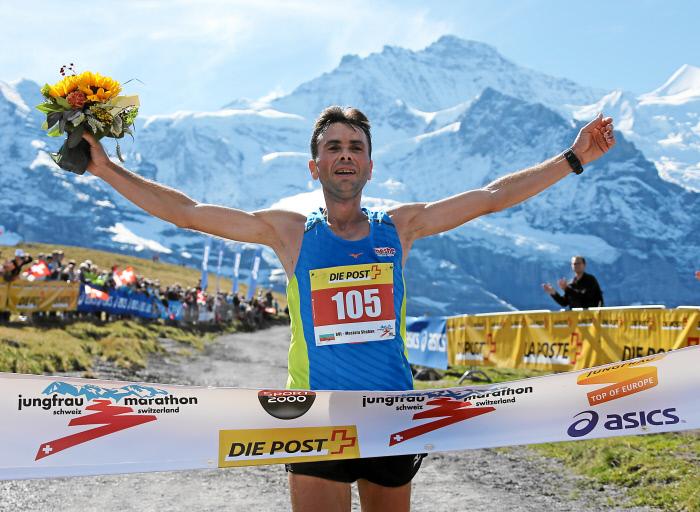 Карнобатлията Шабан Мустафа ще троши рекорда си за скоростно изкачване на Витоша