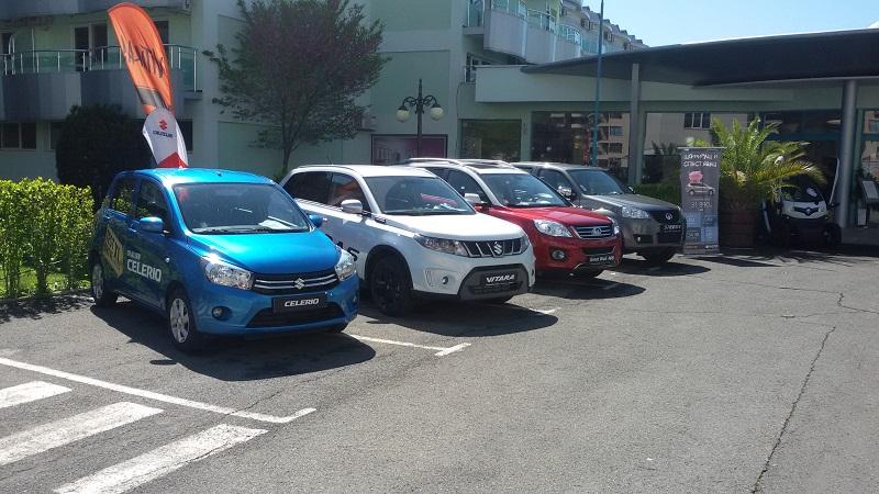 От 6 до 11 % отстъпка от Suzuki