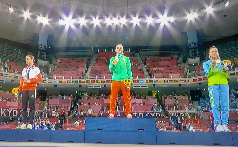 Ивет Горанова: Краката ми трепереха на стълбичката
