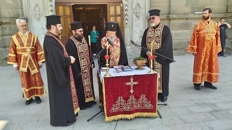 Литийно шествие в подкрепа на българското семейство ще се проведе в Бургас