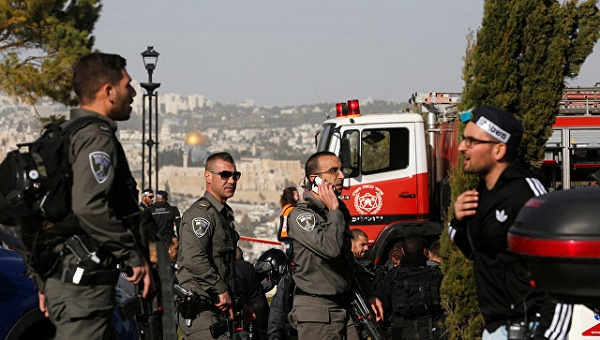 Терорист с камион уби четирима в Йерусалим