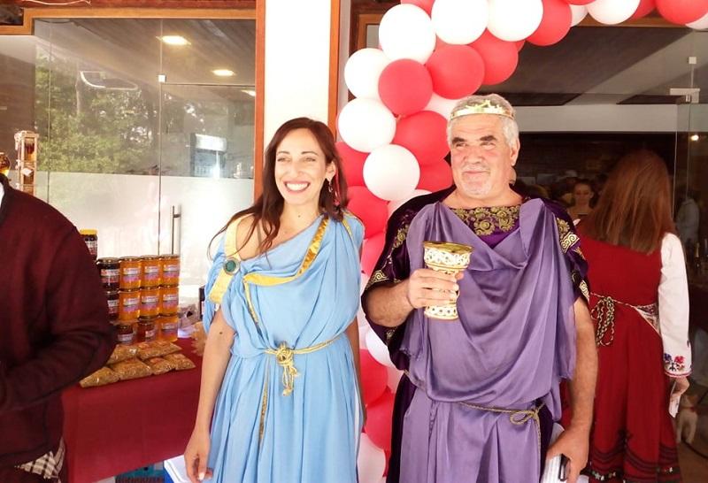 Бог Дионисий и музите му дойдоха в Созопол
