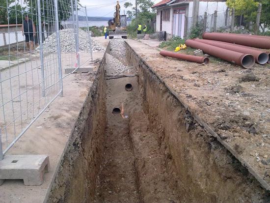 Водопроводът в Маринка готов до Нова година