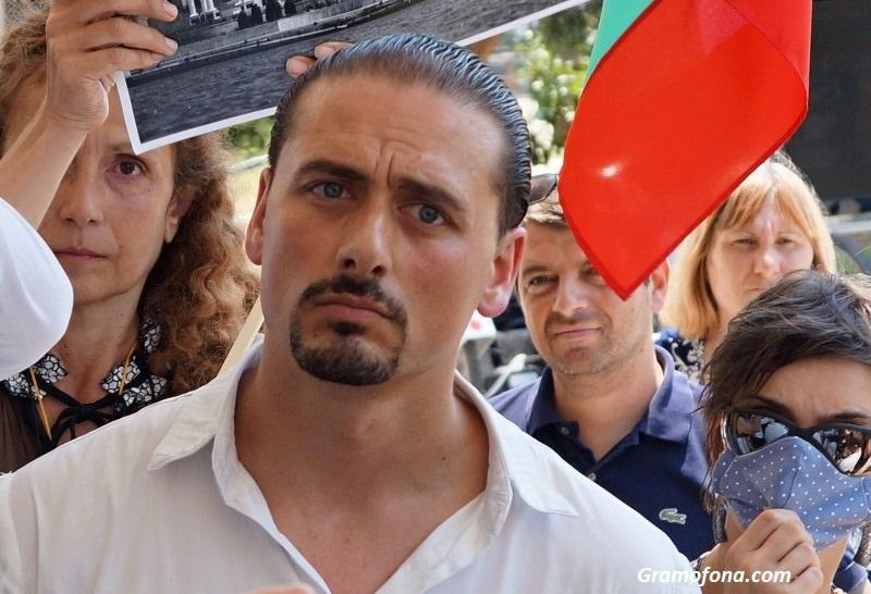 Протестър №1 на Бургас е новият заместник-областен управител