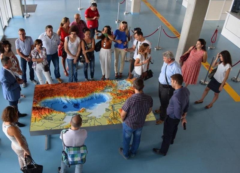 Експерти от министерство на транспорта посетиха Морска гара Бургас