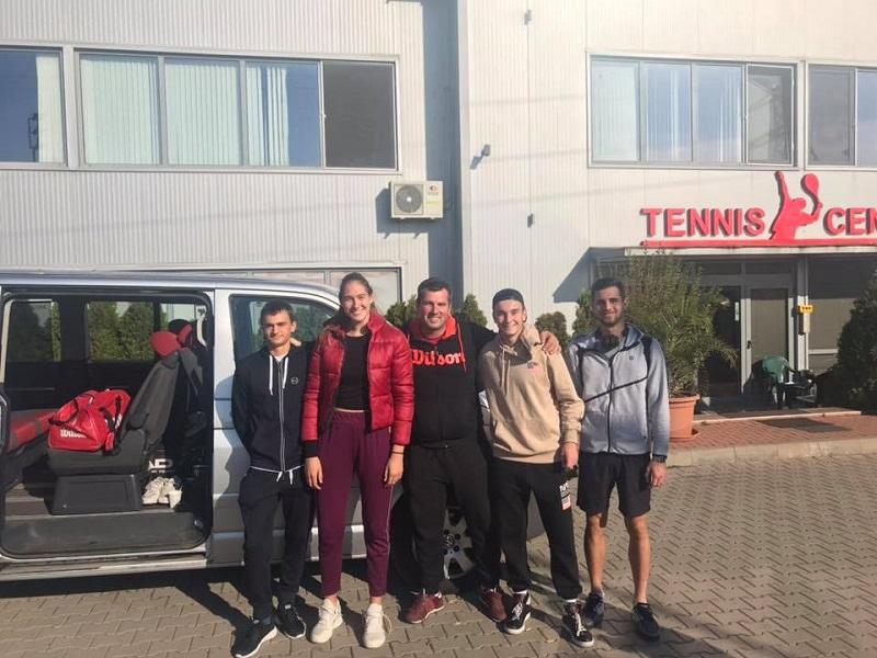 Четирима тенисисти на Авеню се класираха за втория кръг на Барокко Къп 2019