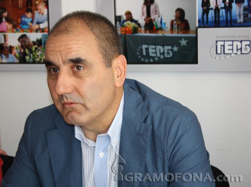 Цветан Цветанов идва в Бургас за среща с актива на ГЕРБ