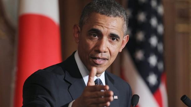 Обама блокирал план за свалянето на сирийския президент