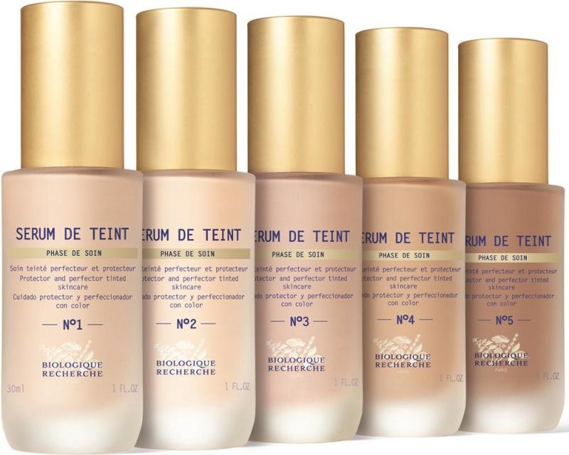 Sérum de teint Biologique Recherche – съвършена грижа за кожата с идеално грим покритие