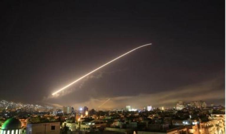 САЩ удариха Сирия