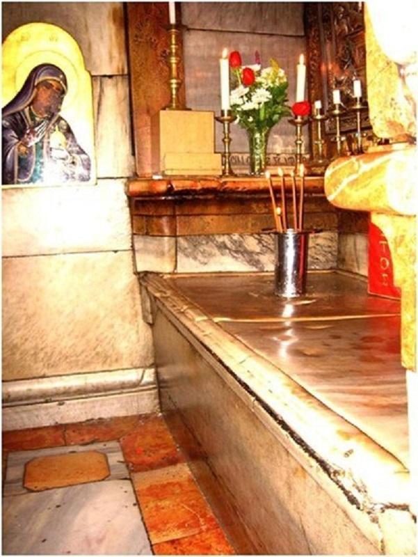 Реставрират гроба на Исус в Ерусалим