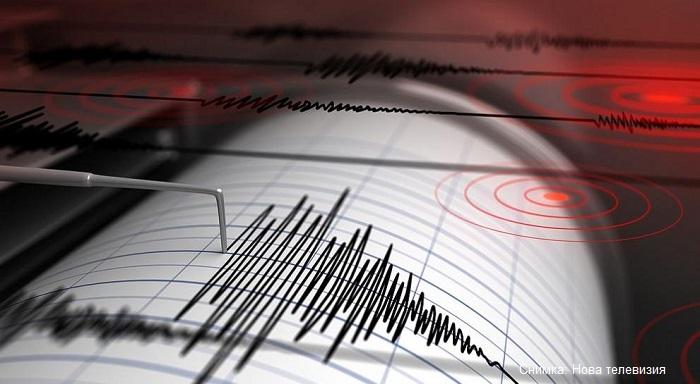 Леко земетресение край Радомир
