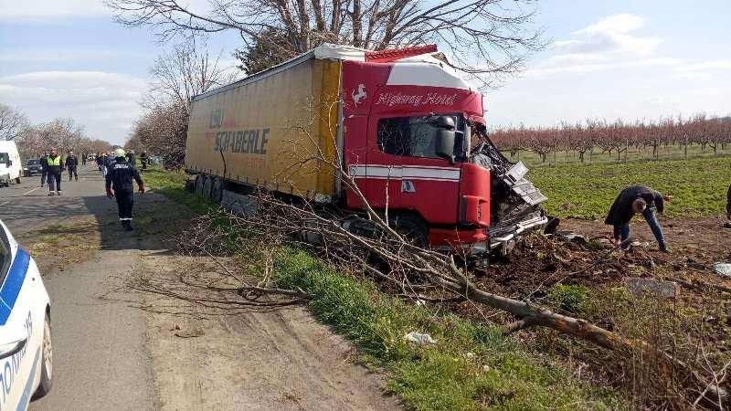 Жена е загинала при тежката катастрофа по пътя Бургас – Айтос