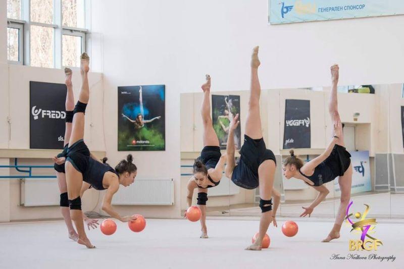 Задава се седмица на художествената гимнастика