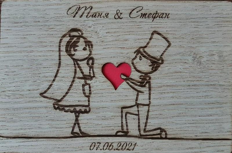 Романтично предложение за брак в операционната на Пирогов