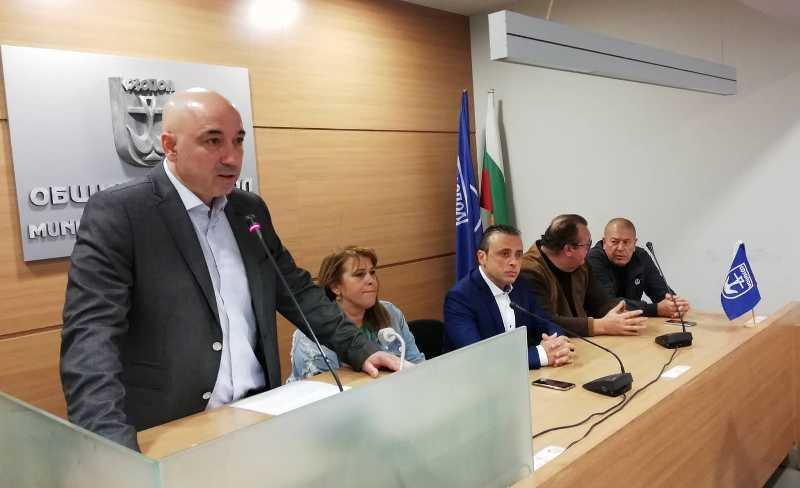 Мощна подкрепа за Тихомир Янакиев в Созопол