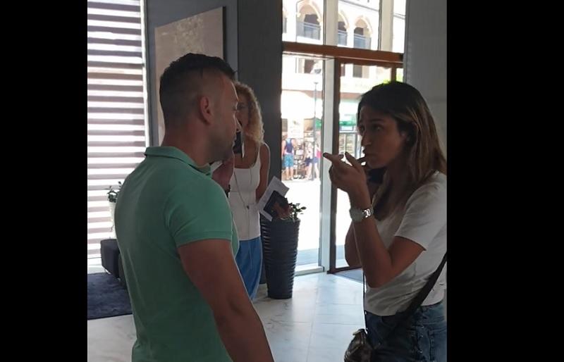 Пети час разпитват хотелиера, опитал да изрита израелска туристка в Слънчев бряг