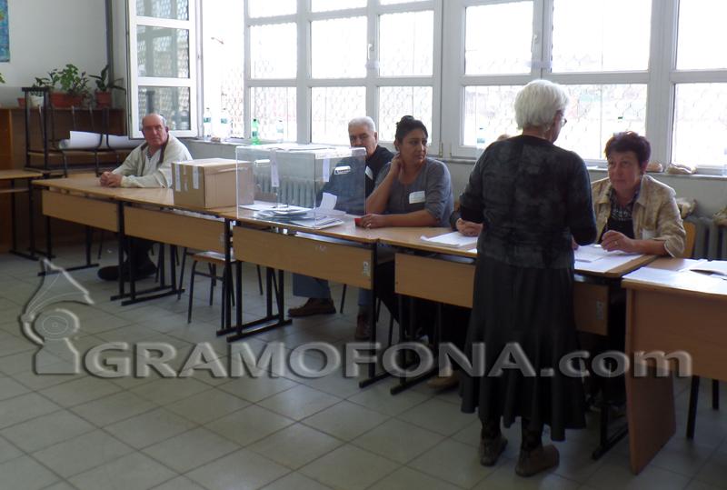 Балотаж в 23 селища в Бургаско