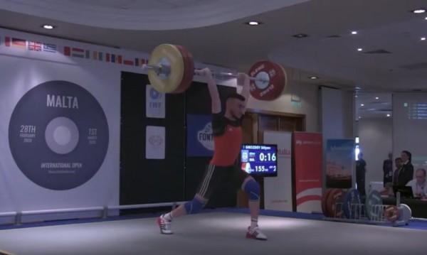 Злато за щангите ни на олимпийска квалификация