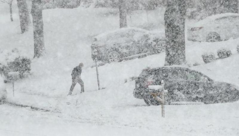 Снежна буря в САЩ, има загинали