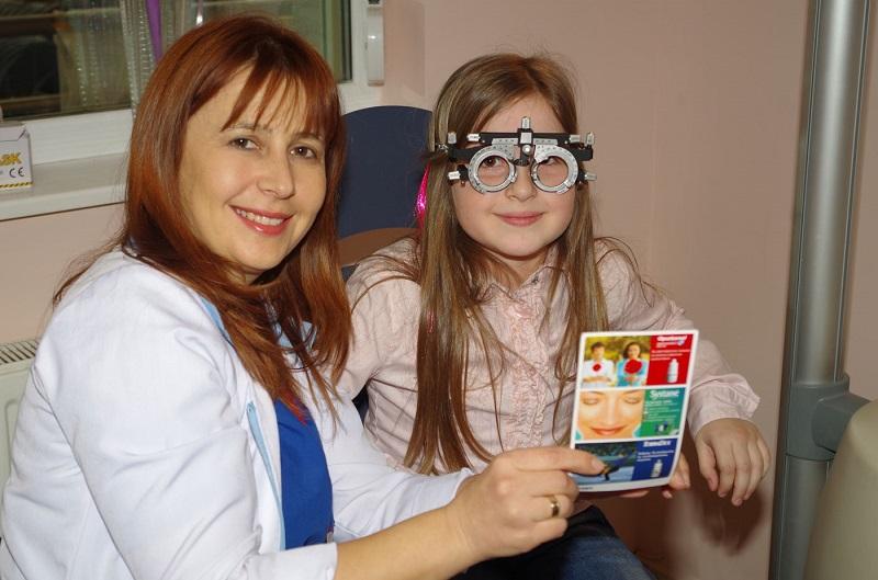 "Безплатни прегледи за ученици в Очна болница ""Бургас"""