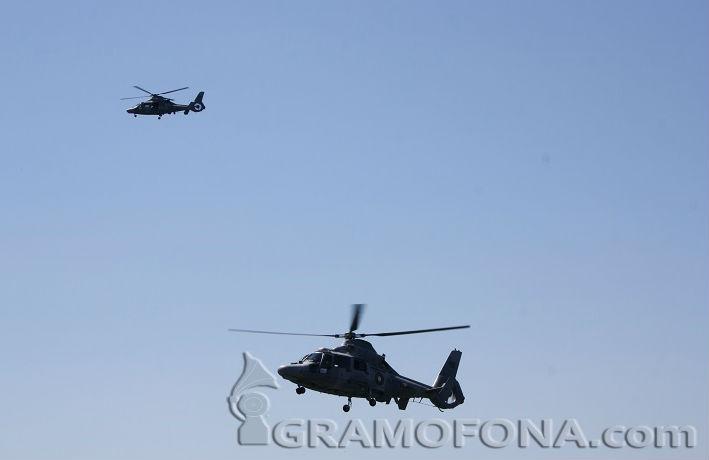 Загуба на рефлекси у пилотите е причина за катастрофата на военния хеликоптер край Пловдив