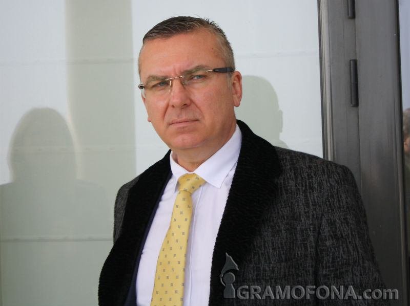 Димитър Бойчев: Коледният благотворителен базар на ГЕРБ се превръща в традиция