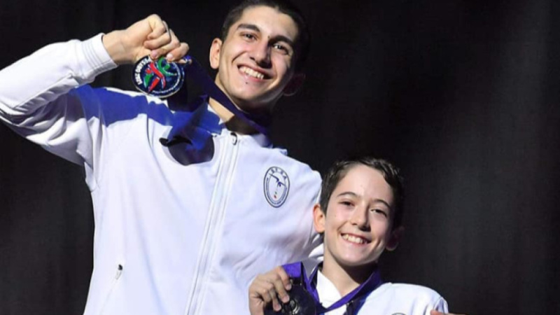 Бургаски акробати станаха европейски шампиони