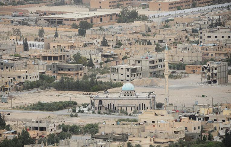 Палмира вече не е под контрола на Ислямска държава