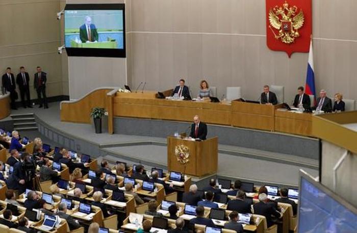 До 5 години затвор за фалшиви новини приеха в Русия