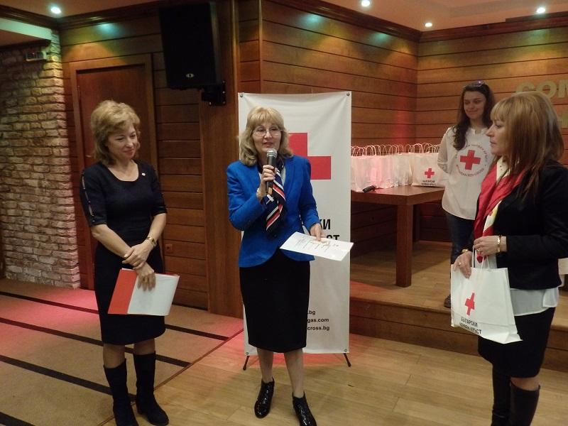 27 с призове от БЧК-Бургас
