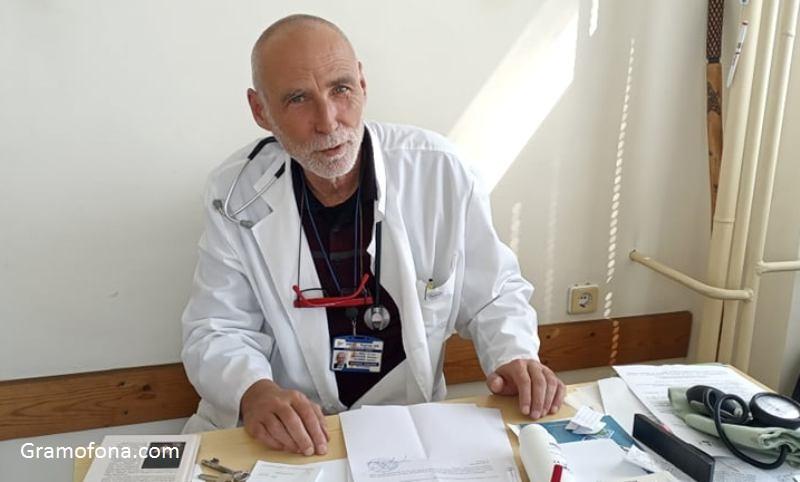 За лекаря и съдбата с д-р Иван Казмин от Бургас