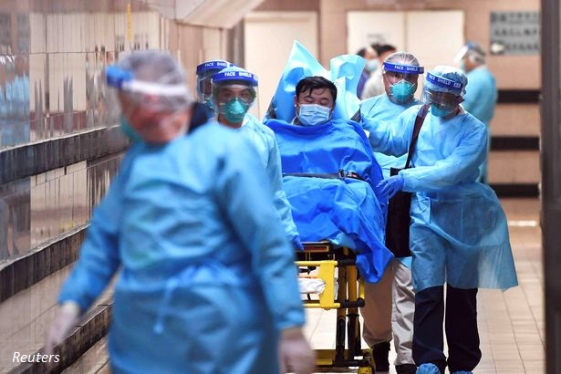 Китайският коронавирус вече е в Европа?