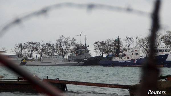 Бесарабски българин сред пленените от Русия моряци