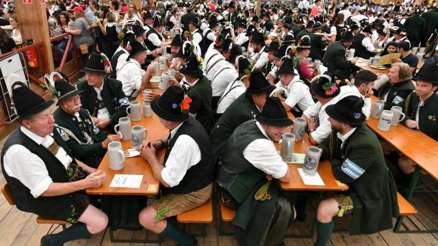 7,5 млн. литра бира са изпити на тазгодишния Октоберфест