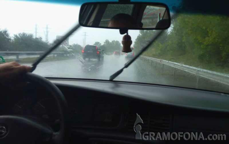 Шофьори: Пътувайте внимателно от Крайморие за Бургас