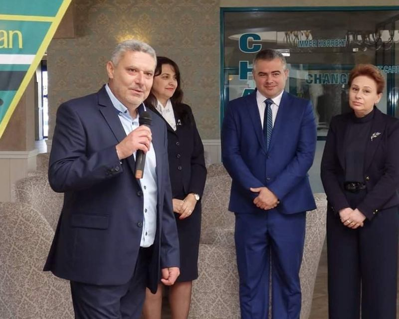 Стоян Георгиев: Сезонът на туризма започва