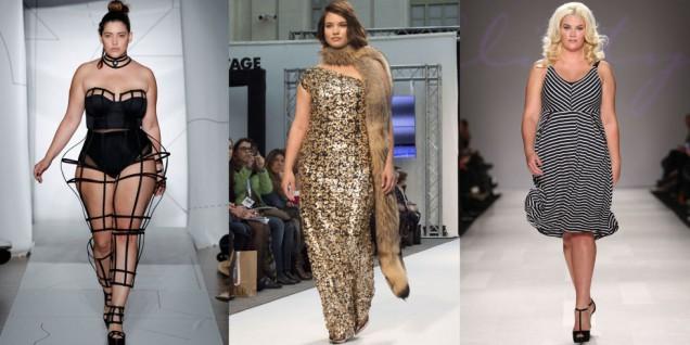 Светът на модата загърбва слабите тела